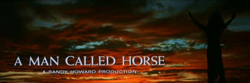 a man called horse title